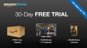 Free Amazon Prime 30 day trials Gratisfaction UK Freebies UK