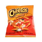 FREE Cheetos Crunchy Cheese Crisps - Gratisfaction UK