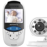 BARGAIN Motorola MBP27T Digital Video Baby Monitor with No-Touch IR Sensor NOW £64.99 delivered at Amazon - Gratisfaction UK