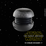 FREE Star Wars: The Force Awakens Pop Up Speaker - Gratisfaction UK