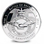FREE Battle of Britain 75th Commemorative Coin (£2.50 Postage) - Gratisfaction UK