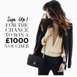 FREE Win A £1,000 Designer Wardrobe With Vestiaire Collective - Gratisfaction UK