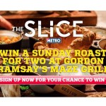 FREE Win A Sunday Roast At Gordan Ramsay's Maze Grill - Gratisfaction UK