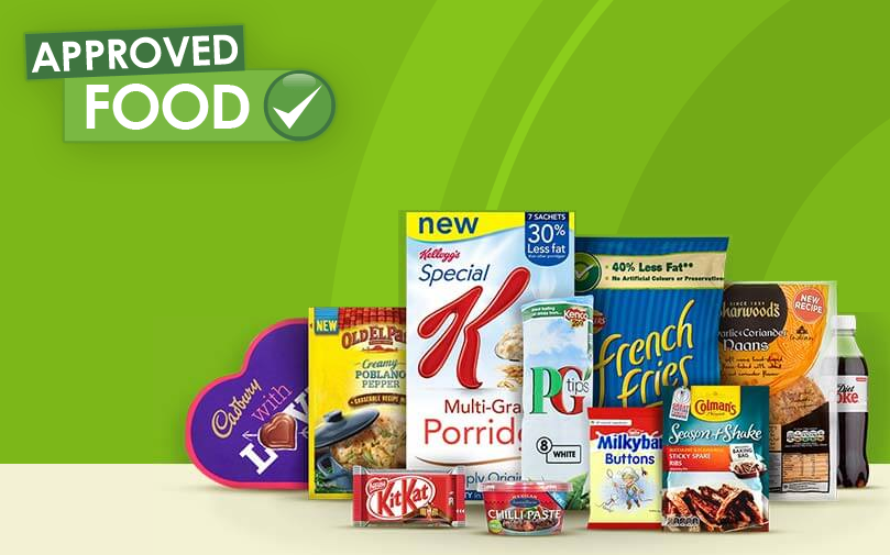 Approved Foods Gratisfaction UK