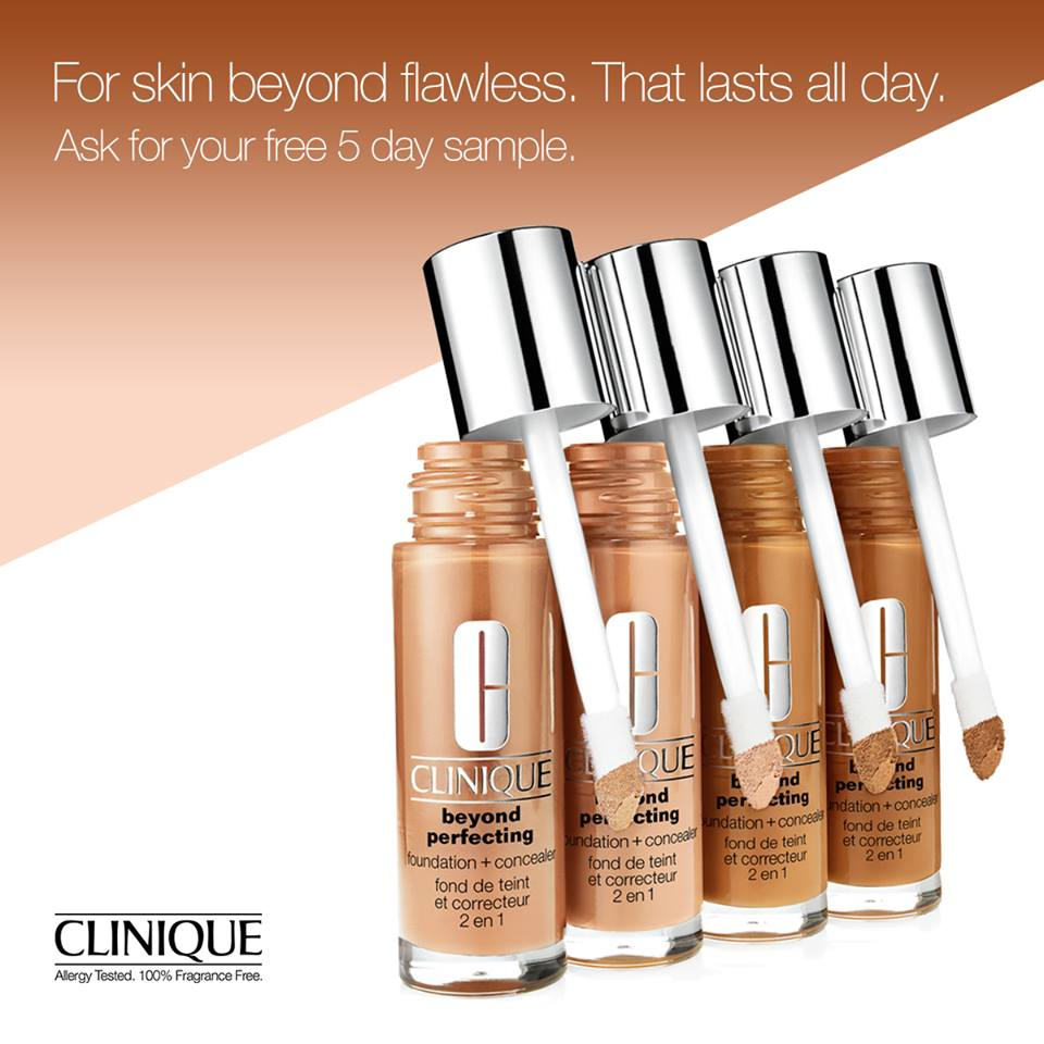 Head to your local Ulta store while supplies last to score a free Clinique moisturizer or foundation deluxe sample for a limited time. Simply visit your local Ulta store and mention page 27 of your store ad to get your free Clinique consultation and your free sample!