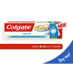 FREE Colgate Total Proof - Gratisfaction UK