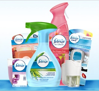 FREE Febreze Samples | Gratisfaction UK