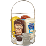 FREE Heinz Sauces And Caddy - Gratisfaction UK
