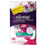 FREE Always Discreet Liners - Gratisfaction UK