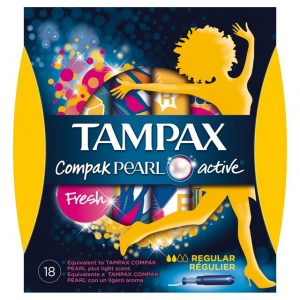 Free samples always & tampax radiant sampler kit ftm.
