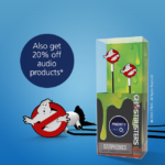 FREE Ghostbusters Headphones - Gratisfaction UK