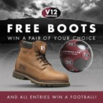 FREE V12 Mini Football - Gratisfaction UK