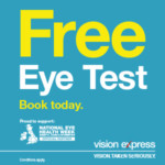 FREE Vision Express Eye Tests - Gratisfaction UK