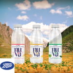 FREE Bottle of Nuva Spring Water 500ml