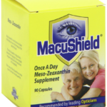 FREE Macushield Eye Supplement Sample Pack