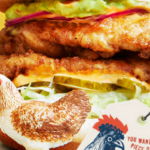 FREE Byron Burger Chicken Burgers THIS WEEKEND!
