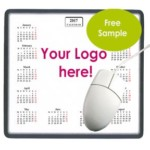 FREE Personalised 2017 Mouse Mat