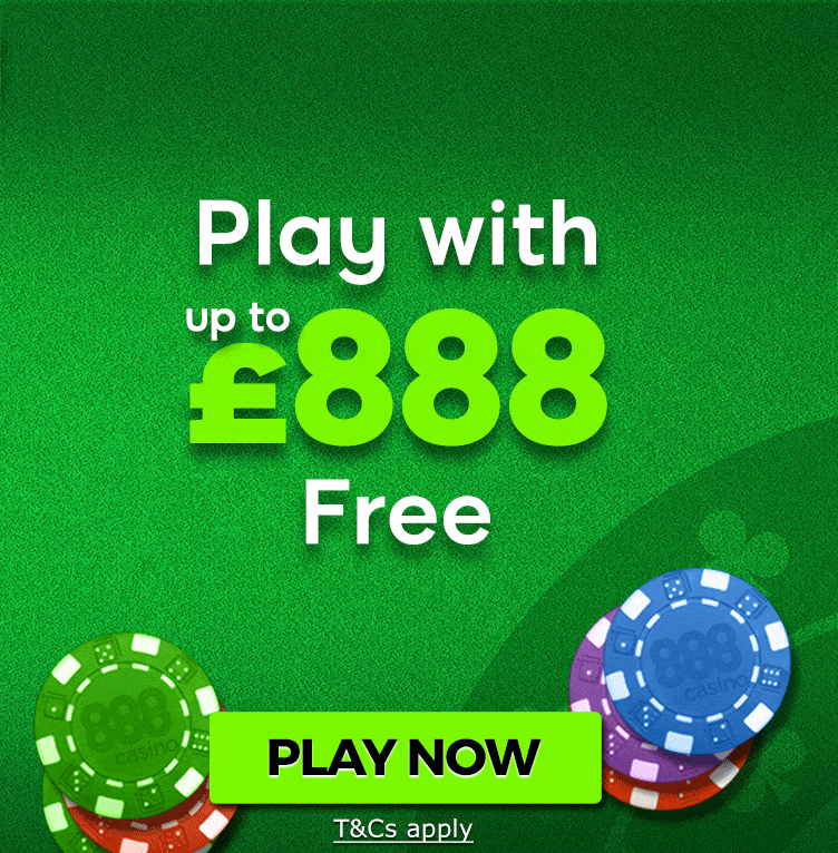 Free Casino Bonus Uk