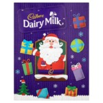 FREE Cadbury Dairy Milk Chocolate Advent Calendar