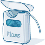 FREE Dental Floss