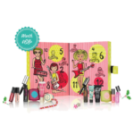 FREE Girl O'Clock Rock Advent Calendar