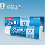 FREE Oral-B Pro-Expert Toothpaste - Gratisfaction UK