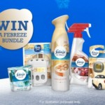 FREE Febreze Seasonal Spray - Gratisfaction UK