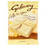 FREE Galaxy White Chocolate - Gratisfaction UK