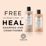 FREE Head & Hair Heal Shampoo & Conditioner - Gratisfaction UK
