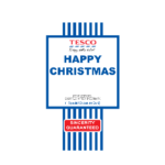 FREE Tesco Value Christmas Card - Gratisfaction UK