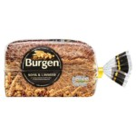 FREE Burgen Bread - Gratisfaction UK