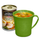 FREE Crosse & Blackwell Microwaveable Mug