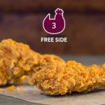 FREE KFC Side Dishes - Gratisfaction UK