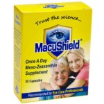 FREE MacuShield Eye Supplement Samples