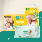 FREE Aldi Mamia Nappies And Wipes