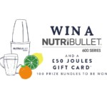 FREE NutriBullet 600 Series Blender - Gratisfaction UK