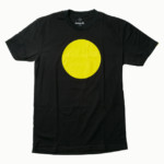 FREE Yellow Circles T-Shirts - Gratisfaction UK