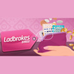 FREE £30 Free Bingo Credit At Ladbrokes