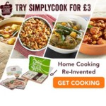 FREE Simply Cook Box (£3 Postage)