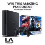 FREE Win A PS4 Bundle - Gratisfaction UK