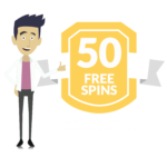 FREE 50 Casino Spins - Gratisfaction UK