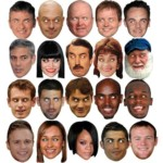 FREE Celebrity Face Mask & Balloon - Gratisfaction UK