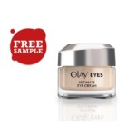FREE Olay Firming Eye Serum - Gratisfaction UK