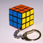 FREE Rubix Cube Keyring - Gratisfaction UK