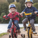 FREE Halfords Kids Bike Helmets