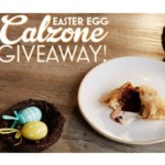 FREE Easter Egg Calzone At Bella Italia