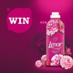 FREE Lenor Wild Flower Bloom Fabric Conditioner