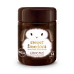 FREE Sweet Freedom Choc Pot - Gratisfaction UK