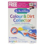 FREE Dr. Beckmann Colour & Dirt Collector Sample - Gratisfaction UK