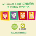 FREE T Plus Drinks Vitamin Super Teas